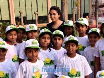 Prerna Arora grace Smiles Foundation event