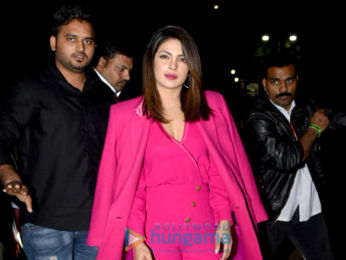 Priyanka Chopra snapped at The Penguin India's annual lecture 2017