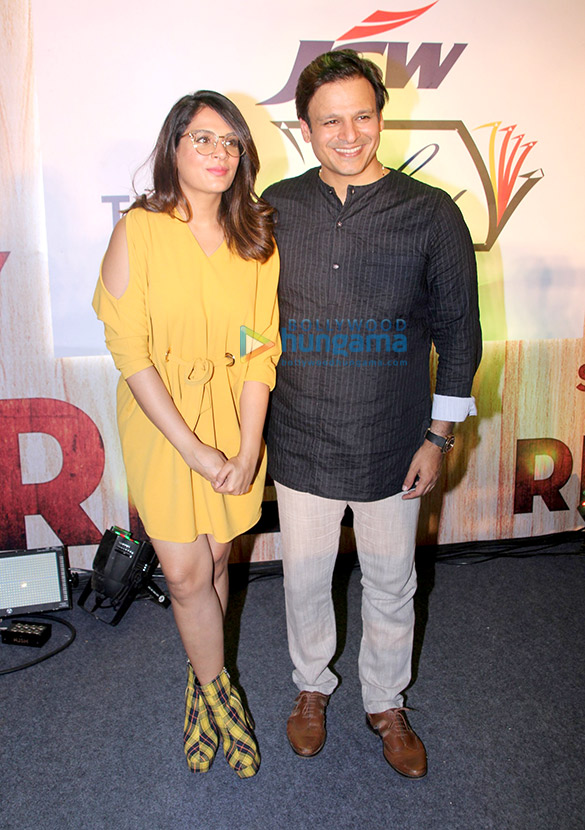 Richa Chadha, Hema Malini and Vivek Oberoi grace the Times Lit Fest