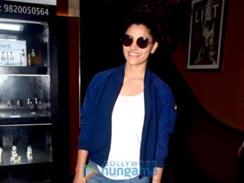 Saiyami Kher snapped in Mumbai