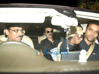Salman Khan, Salim Khan and others snapped at Tiger Zinda Hai screening