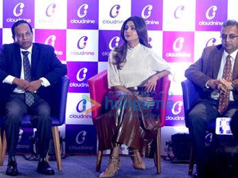 Shilpa Shetty snapped at Cloud Nine Hospital