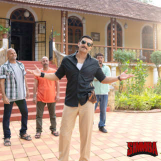 Wallpapers Of The Movie Simmba