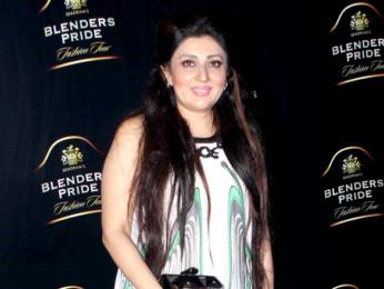 Sonam Kapoor walks the ramp for Tarun Tahiliani at Blenders Pride Fashion Tour More