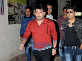 Kapil Sharma graces the special screening of the film 'Firangi'