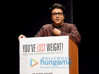 Sridevi at the launch of the book 'You've Lost Weight!'