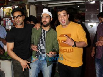 Success Party of 'Fukrey Returns' at Janata Bar
