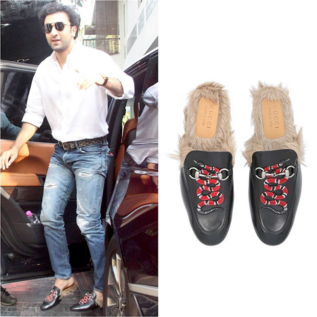 That moment when Kareena Kapoor Khan and Ranbir Kapoor twinned in Gucci and made us go Aww!-2
