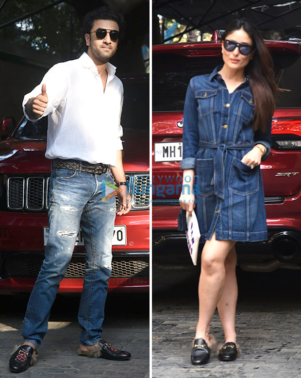 That moment when Kareena Kapoor Khan and Ranbir Kapoor twinned in Gucci and made us go Aww!-4