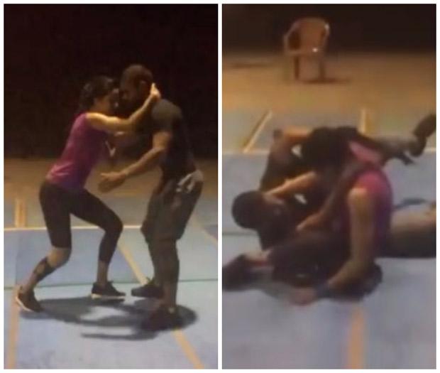 Tiger Zinda Hai Katrina Kaif's kickboxing lessons will serve you as major fitness goals!