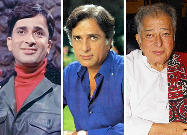 Veteran star Shashi Kapoor passes away at 79 news