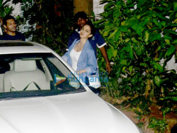 Vicky Kaushal and Kiara Advani snapped on Karan Johar film set