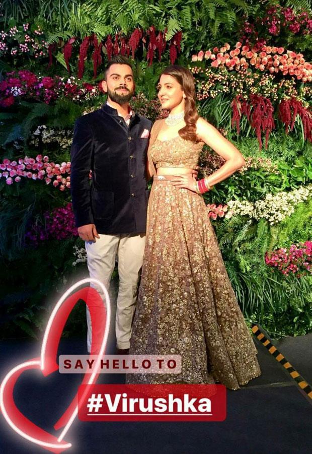Virat Kohli and Anushka Sharma look so in love at their Mumbai reception -33