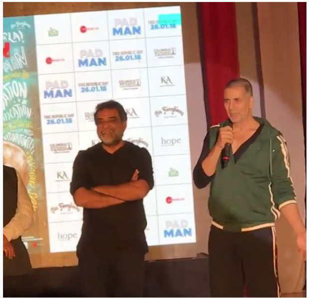 WATCH Akshay Kumar's reply to this student's question is spot on!