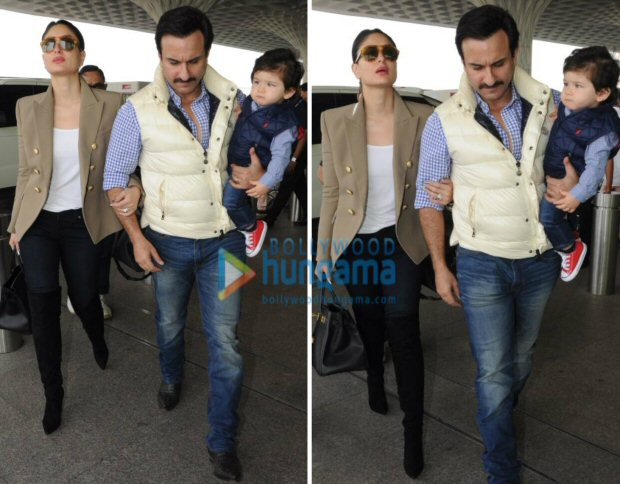 WATCH Jacqueline Fernandez bumps into baby Taimur Ali Khan; he tries to take away her phone (3)