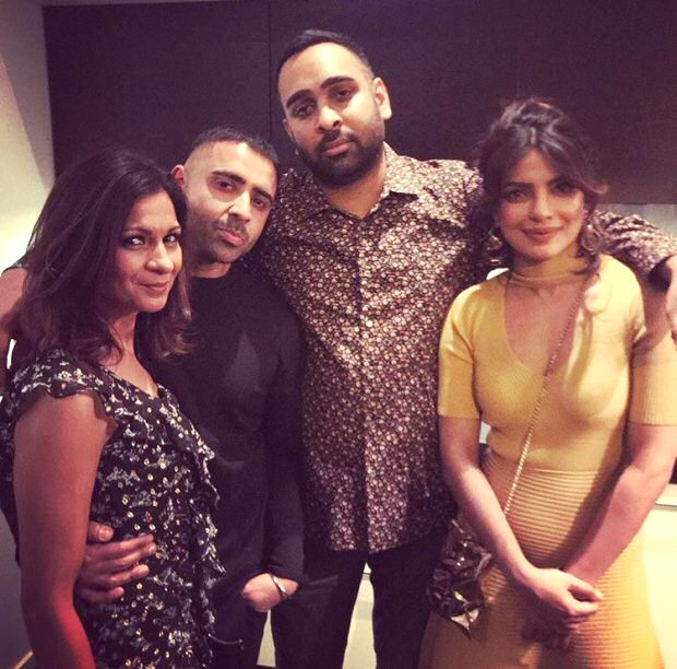 WATCH Priyanka Chopra parties hard with rapper Jay Sean and friends