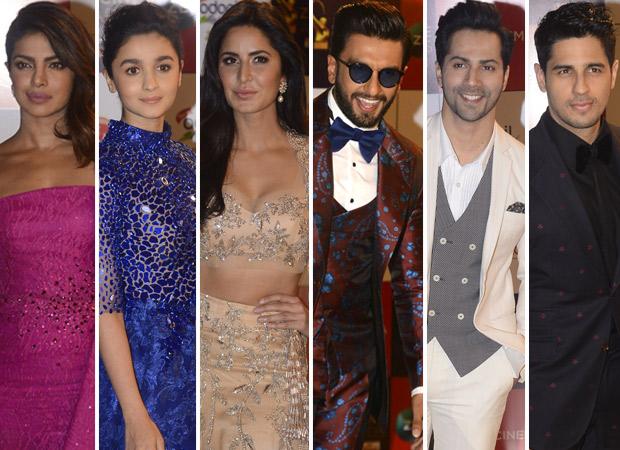 Zee Cine Awards 2018 Priyanka Chopra, Alia Bhatt, Katrina Kaif, Ranveer Singh, Shahid Kapoor, Varun Dhawan, Sidharth Malhotra glam it up!1