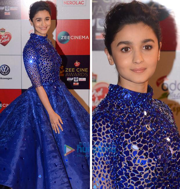 Zee Cine Awards 2018 Priyanka Chopra, Alia Bhatt, Katrina Kaif Ranveer Singh, Shahid Kapoor, Varun Dhawan, Sidharth Malhotra
