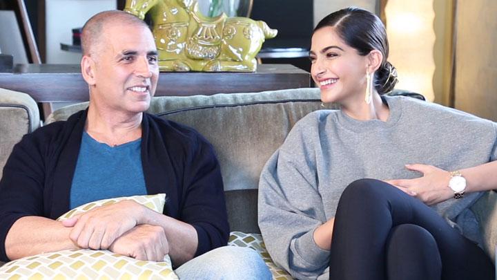 Akshay Kumar Mere Liye Toh Yeh Film HIT Ho Chuki Hai Sonam Kapoor Padman