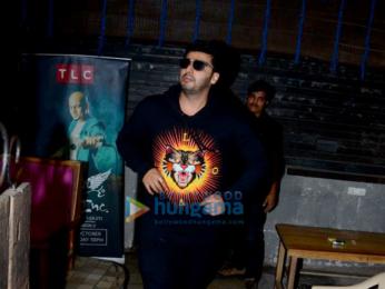 Arjun Kapoor snapped in Mumbai