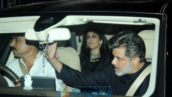 Bollywood stars attend Farah Khan's birthday bash