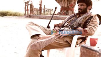 On The Sets Of The Movie Sonchiriya