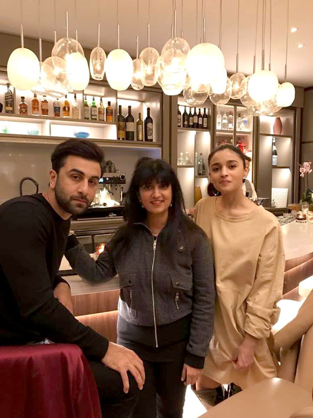 Check out Alia Bhatt, Ranbir Kapoor and Ayan Mukerji begin work on Brahmastra in Israel (2)