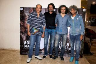 Imtiaz Ali, Ashutosh Gowariker, Makarand Deshpande, Kay Kay Menon and others attend the Special screening of 'Vodka Diaries'