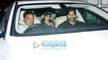Kangana Ranaut spotted on the sets of India's Next Super Star