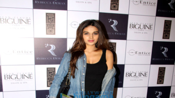 Nidhhi Agrewal, Malaika Arora and others grace Rebecca Dewan's fashion show