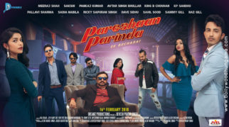 First Look Of Pareshaan Parinda