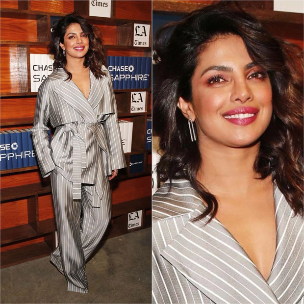 Priyanka Chopra at the Sundance Film Festival 2018 for A Kid Like Jake