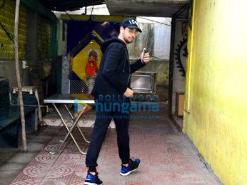 Rakul Preet and Sidharth Malhotra snapped at dance rehearsals
