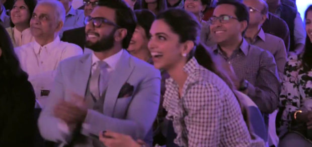 Watch Ranveer Singh Bonds With Deepika Padukone And Her Family