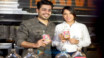 Richa Chadda unveils a new cocktail at True Tramm Trunk in Juhu