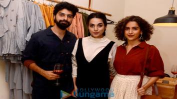 Sanya Malhotra at the launch of Cord store