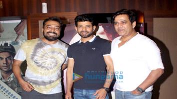 Special screening of 'Mukkabaaz'