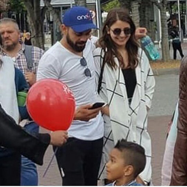 WATCH Anushka Sharma goofs around with kids in Cape Town; shares a lovely selfie with Virat Kohli (2)