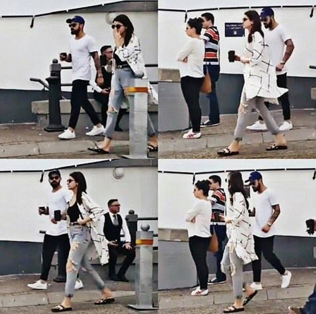 WATCH Anushka Sharma goofs around with kids in Cape Town; shares a lovely selfie with Virat Kohli (4)
