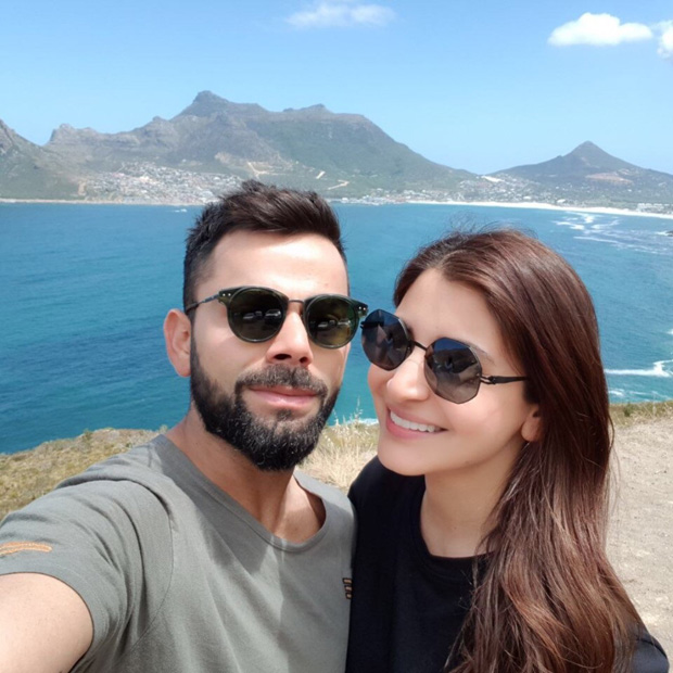 WATCH Anushka Sharma goofs around with kids in Cape Town; shares a lovely selfie with Virat Kohli