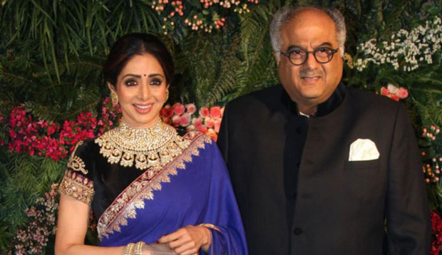 """""""Our lives will never be the same again""""- Boney Kapoor releases a heartfelt statement after Sridevi's funeral"""