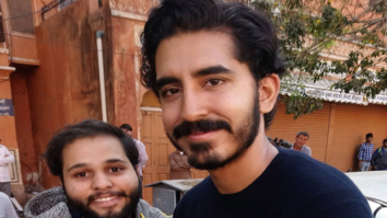 Jaipur streets become sets for Dev Patel's next with Radhika Apte titled The Wedding Guest