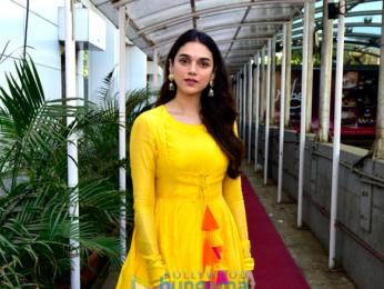 Aditi Rao Hydari spotted in Andheri