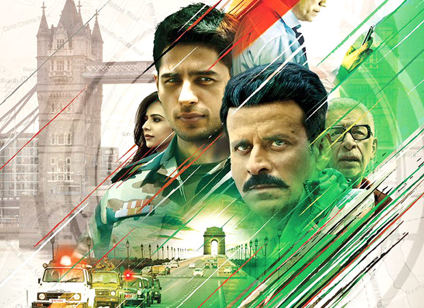 Aiyaary collects approx. 1 mil. USD [Rs. 6.45 cr.] in overseas