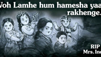 Amul reminisces Lamhe spent with Sridevi
