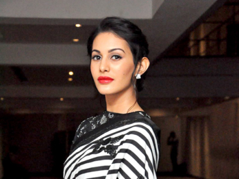 Amyra Dastur snapped during a photoshoot