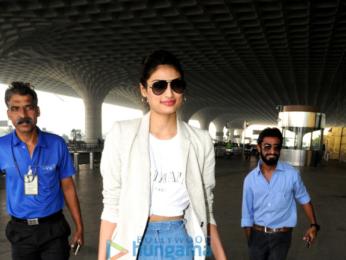Athiya Shetty, Saiyami Kher and others snapped at the airport