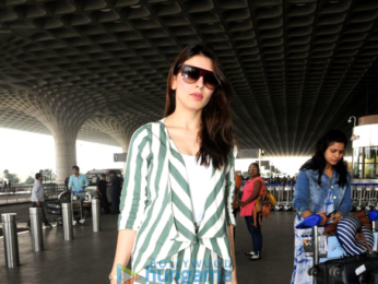 Athiya Shetty, Saiyami Kher and others snapped at the airport