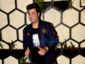 Celebs grace Varun Sharma's birthday bash