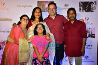 Celebs grace the screening of Onir's documentary film 'Raising The Bar'